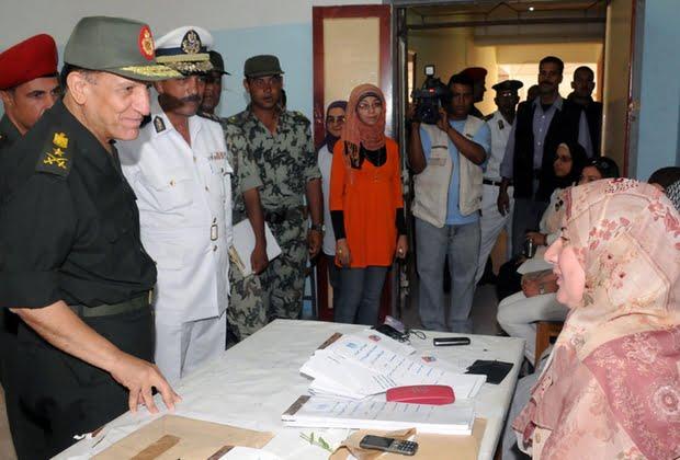 EGYPT-VOTE-PRESIDENT
