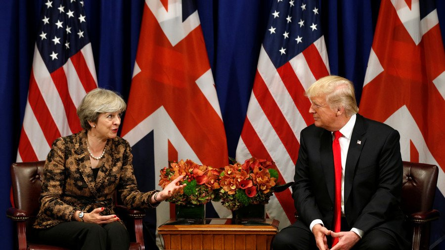 Trump Cancels UK Visit… So Much For the 'Special Relationship'