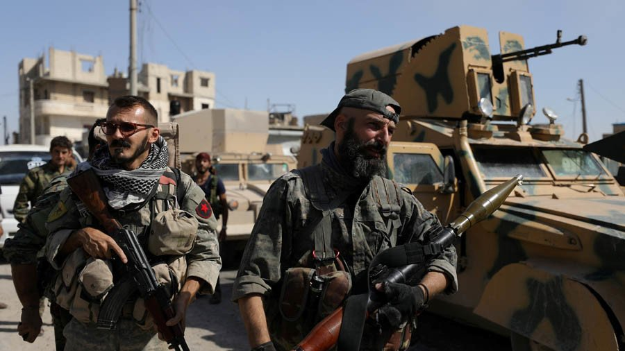 US Backing of SDF Border Guards Could Prolong Syria War for Years