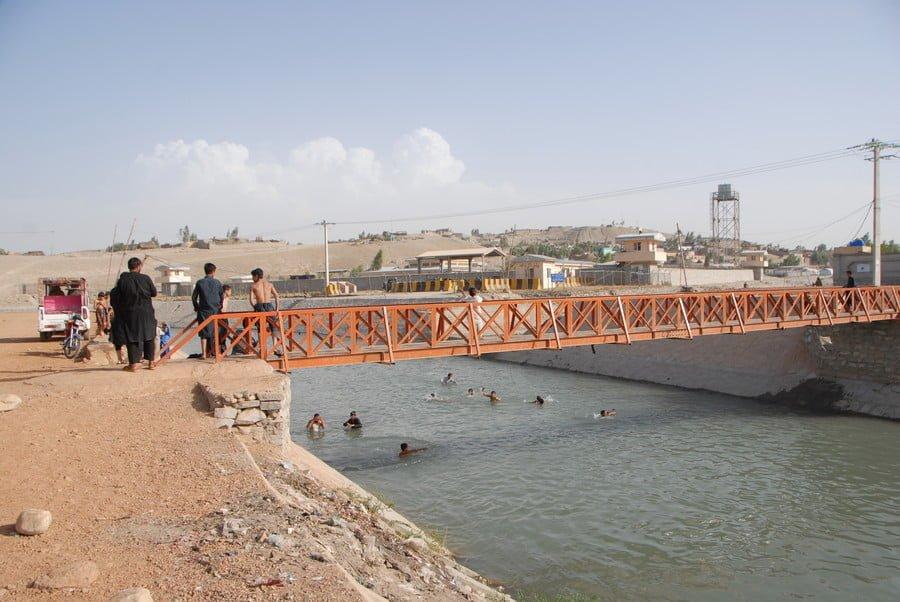 Darunta Dam, Jalalabad © Andre Vltchek