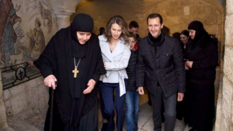 Destroying Syria: Why Does Washington Hate Bashar al-Assad?