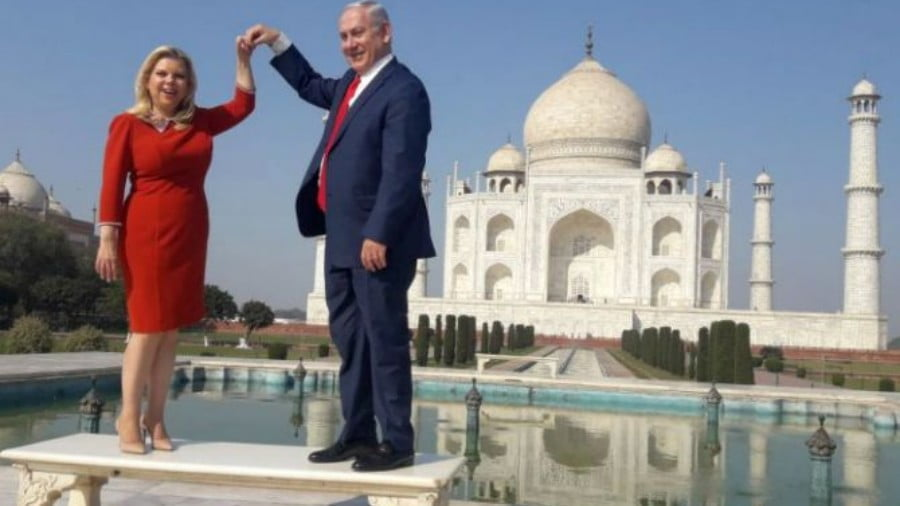 Netanyahu Visit Strengthens Israel-India Alliance Dominated by Mutual Interest in Guns and Religious Hate