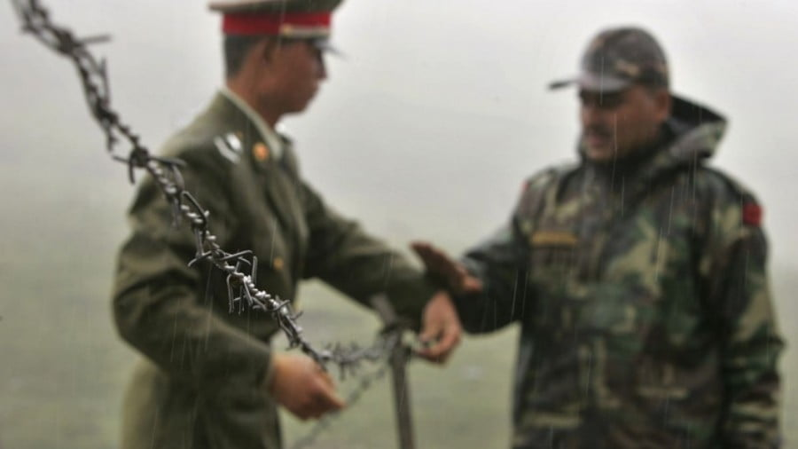 China Strengthens Influence on Indian Frontier