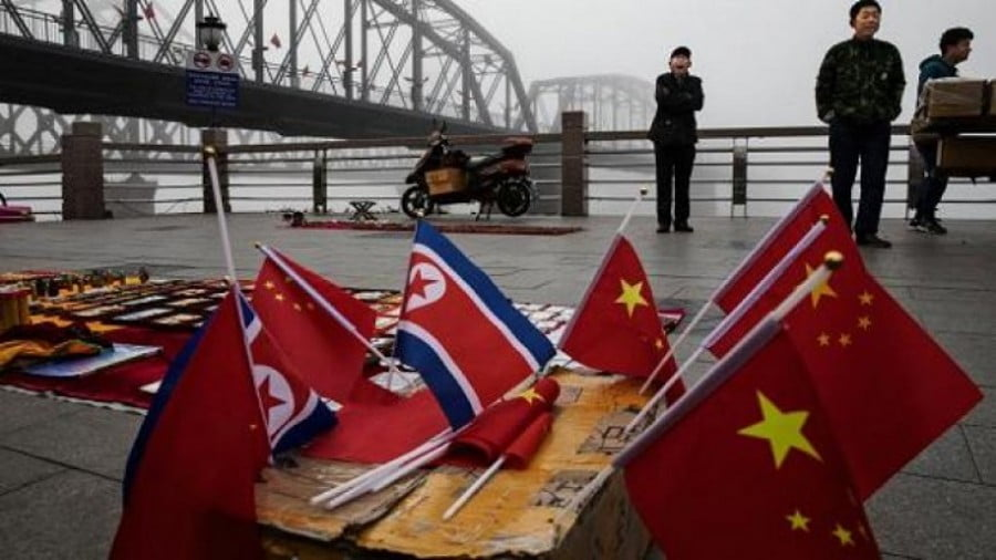 Will China Give North Korea Up?