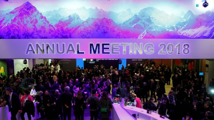 When It Comes to Davos, It's Inequality, Stupid