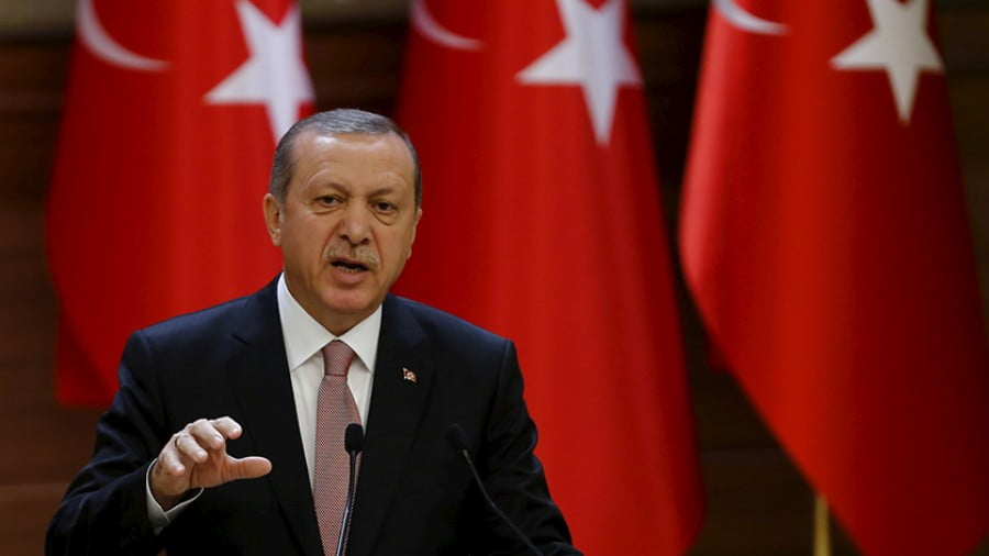 Syria – Erdogan (Again) Switches Sides – Delivers New Supplies for Terrorist Attacks