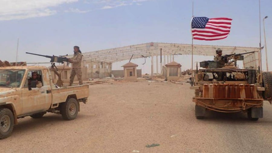 US Announces Indefinite Deployment of Military Forces in Syria