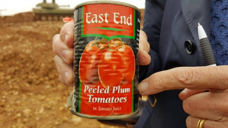 How Did Food From the West Midlands End Up in ISIS-Controlled Territory in Syria?