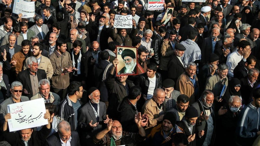 Corruption and Inequality Fuelling Protests in Iran
