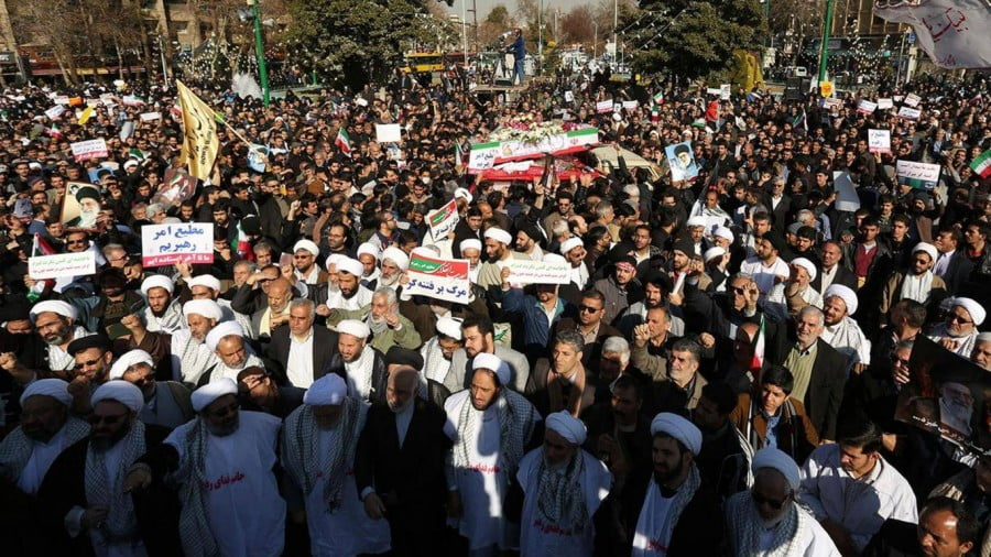 Be Careful Who You Put Your Trust in When It Comes to Iran Protests