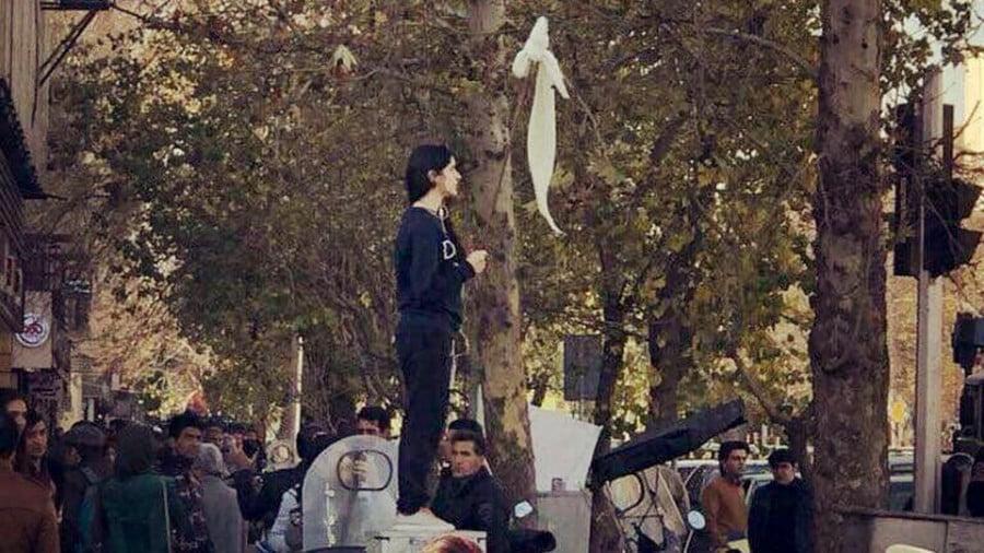 U.S. Runs Headscarf Campaign Against Iran