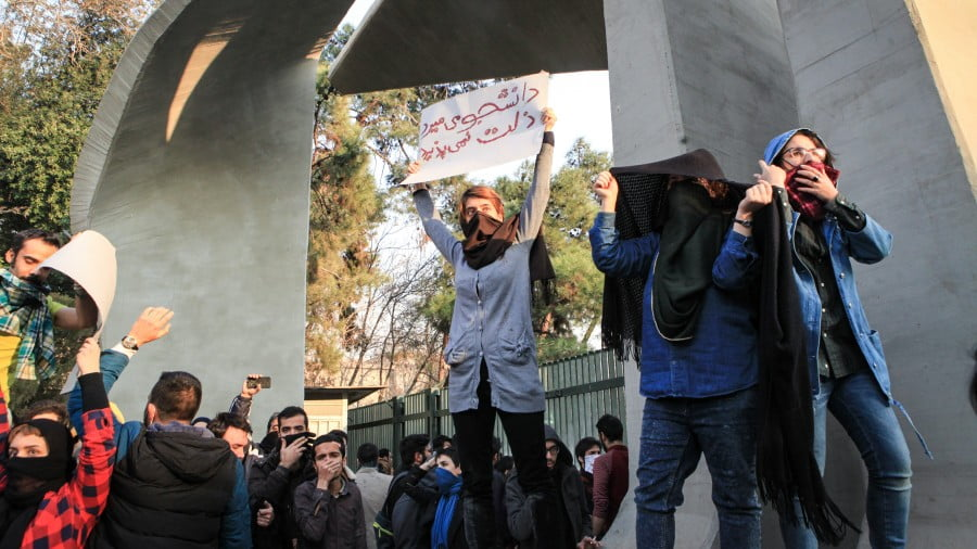 Iran Protests: Western Salivation, Agitation & Desperation