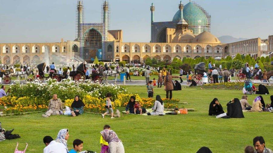 Iran in 2018