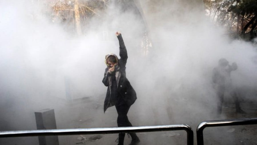 Why There Won't Be a Revolution in Iran