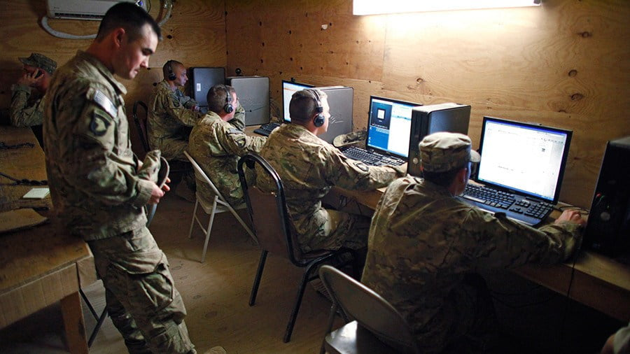 US Military Seeks to Control Your Facebook