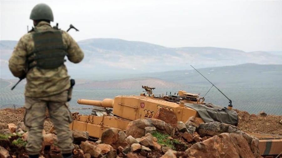 Operation Olive Branch, Growing Tensions Between Ankara and Washington