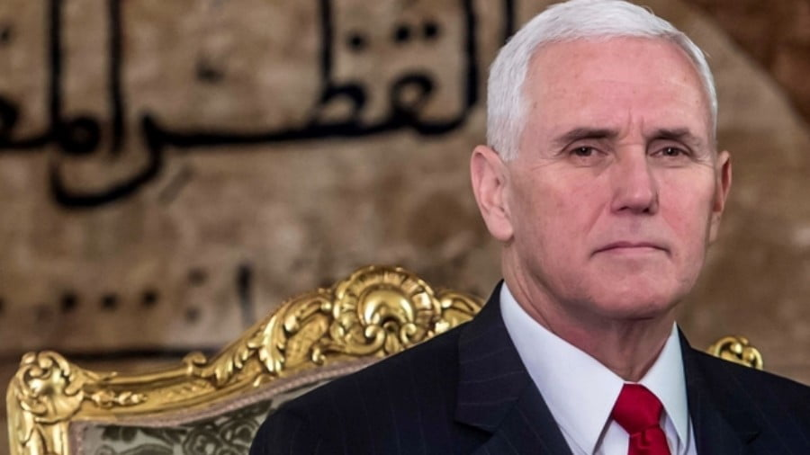 Mike Pence's Middle East Tour: Speaking to Israel's Hard Right Only