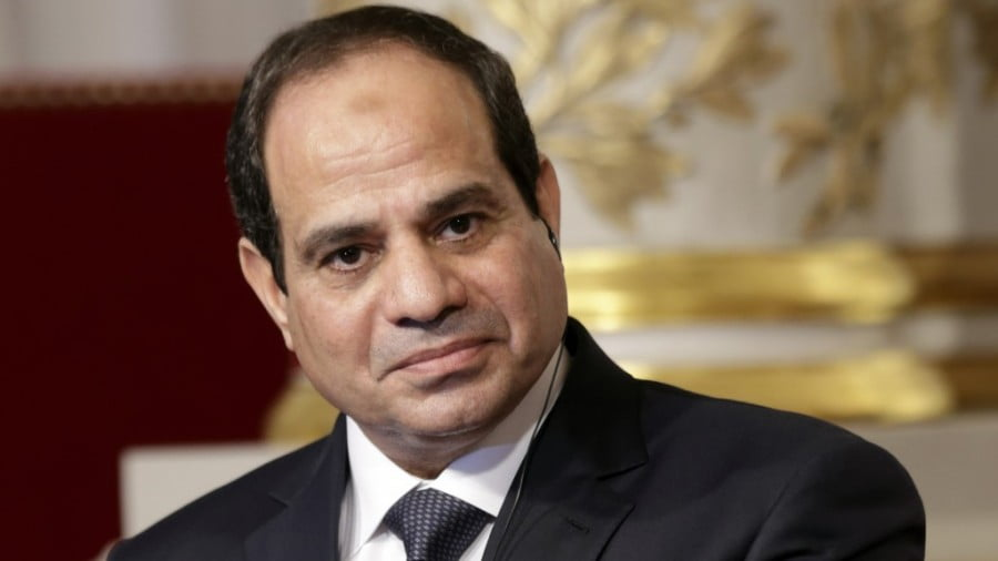 Why Sisi Is Israel's Choice