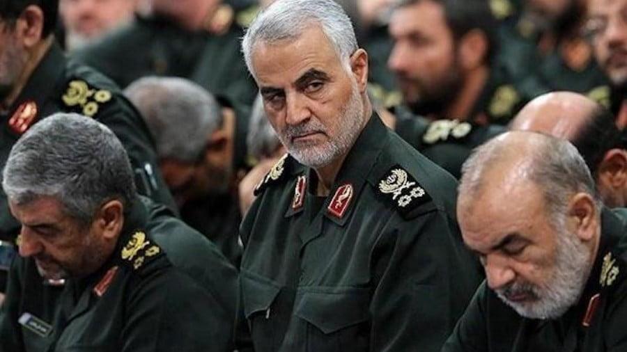 Iran's Top General Now in Mossad's Crosshairs