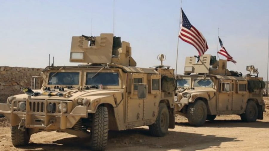 US Forces to Remain Indefinitely in Syria Illegally