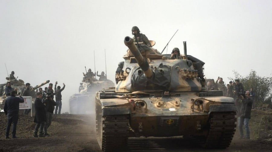 Manbij Becomes Key as US Looks to Rein in Turkey's Syrian Offensive