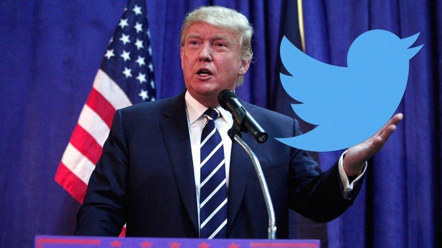 The Twitter President
