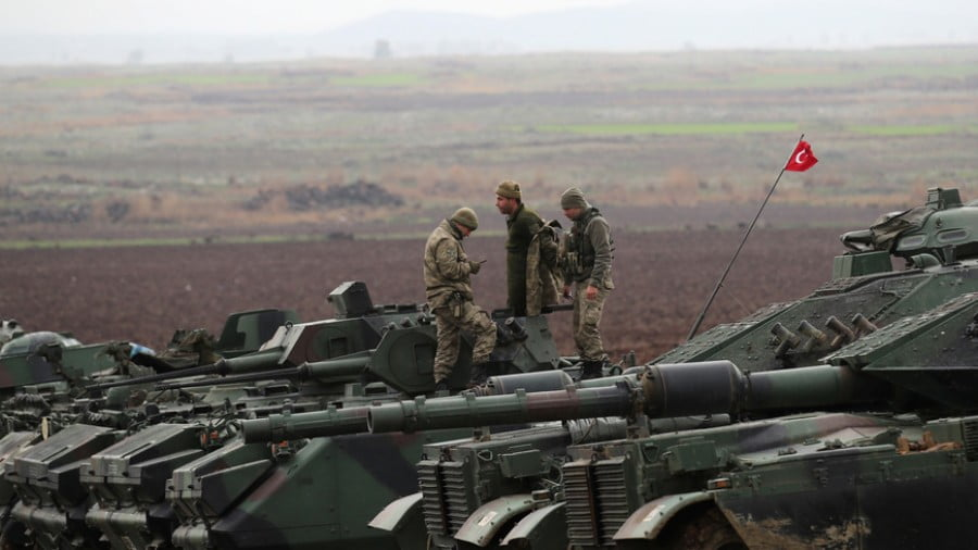 Russia's Role in Turkish Incursion into Syria is Tricky