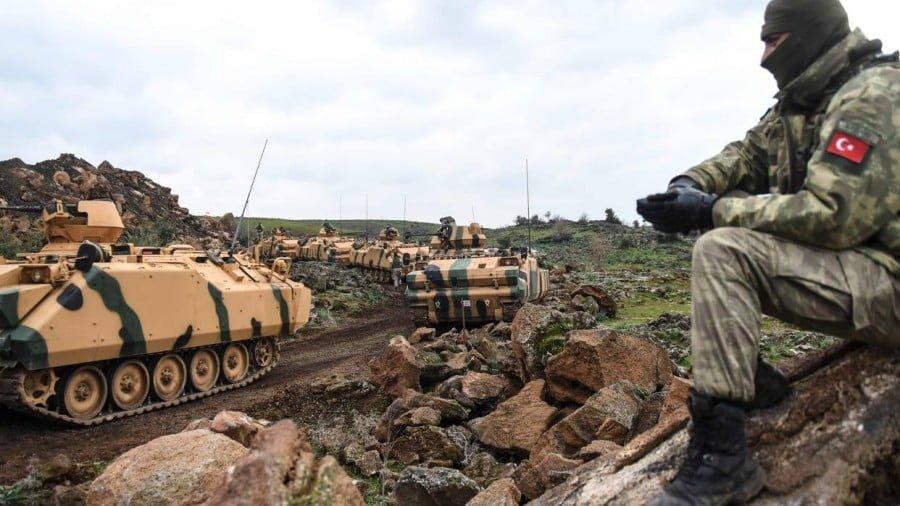 Turkey Invades Kurdish-Held Syria: Erdogan Starts the Turkish-Syrian Kurdish War