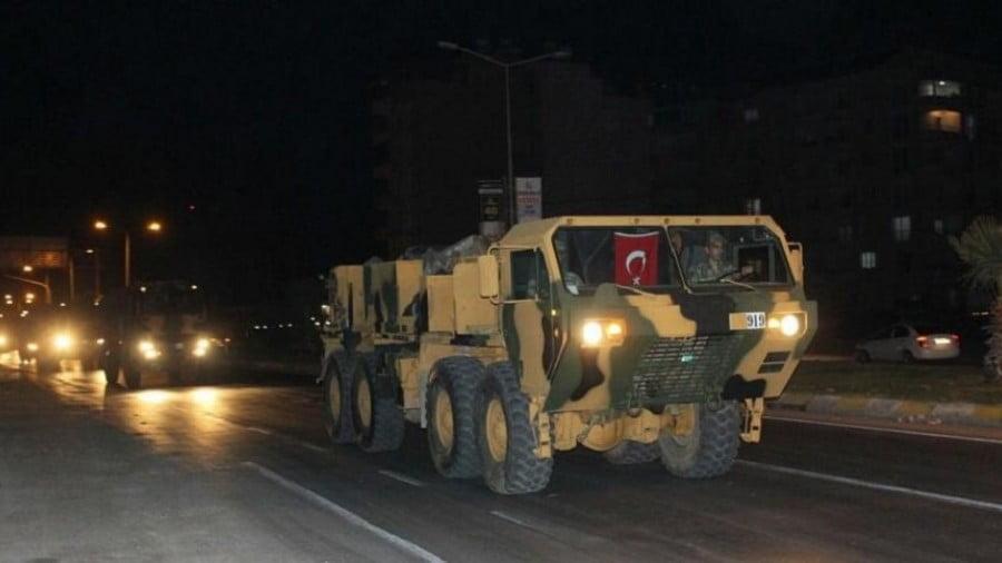 Turkey Notifies NATO of Imminent Massive Invasion of Syria to Fight Kurds
