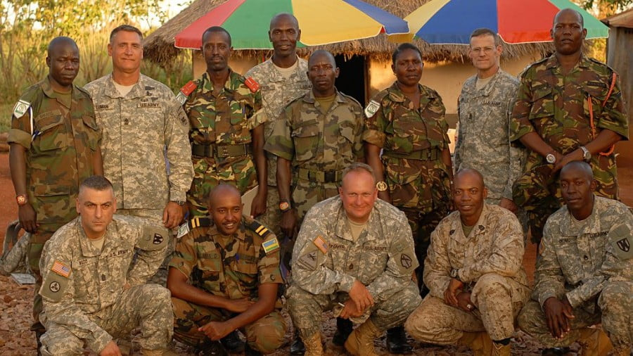 Shadow Armies: The Unseen, But Real US War in Africa