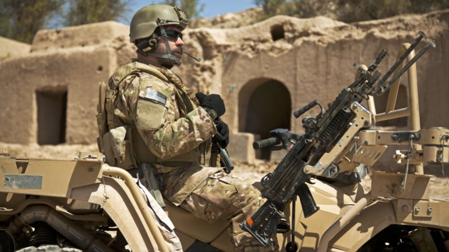 Afghanistan – U.S. Special Forces Commit Drive-By Murder