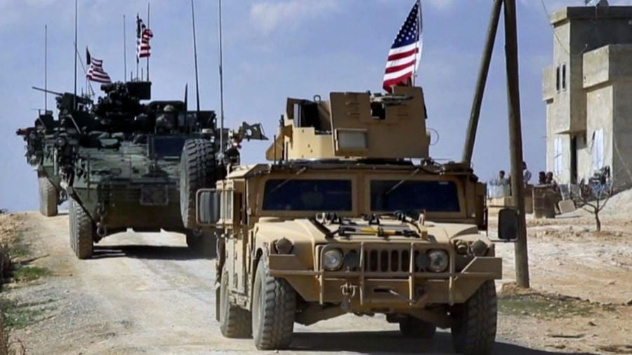 US Warmachine Seeks New Pretext in Syria