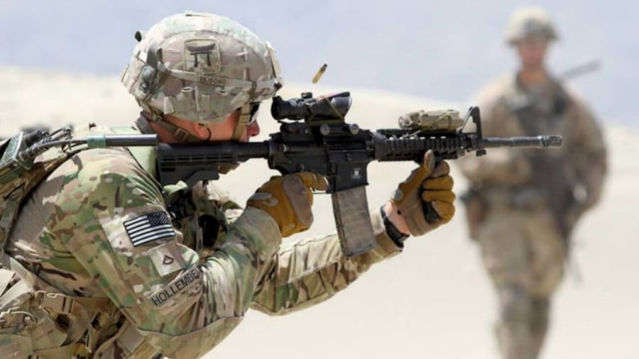 US – War Dog Wants to Bite, But What and How?