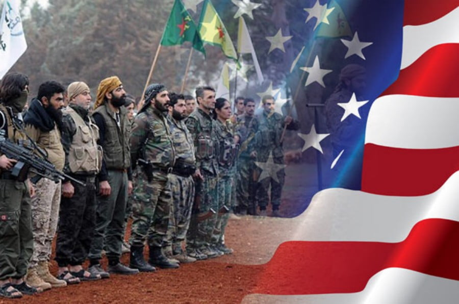 "Syrian Kurds: ""Border Force"" or ""Terror Army""?"