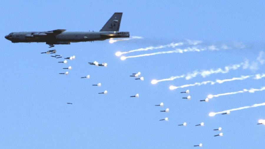 Intensified Bombing for Victory in Afghanistan