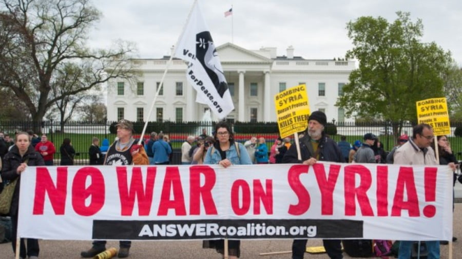 """You Are Now Entering the American Sector"": Will Syria Be Partitioned?"