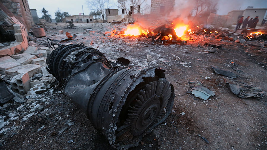 Downing of Russian Fighter in Syria Threatens Wider War