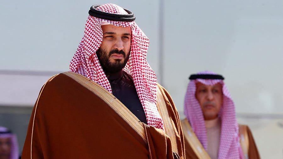 Mohammed bin Salman © Faisal Al Nasser / Reuters