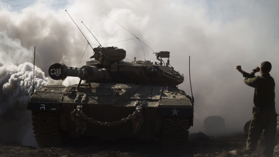Israel Preps for Syrian War with Golan's Oil and Water in its Sights