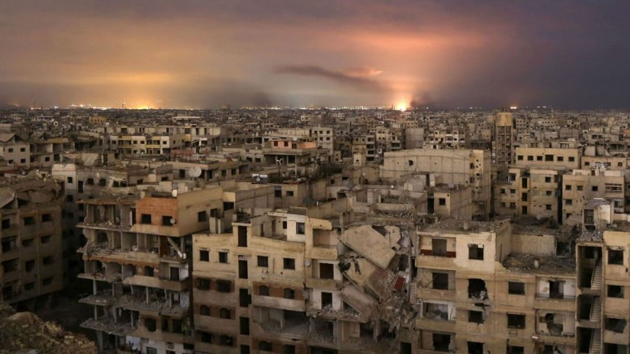East Ghouta: the Last Great Battle of the Syrian War?