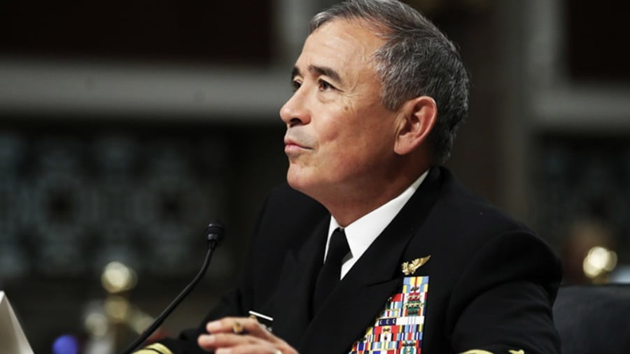 Admiral Harry Harris to Become US Ambassador to Australia