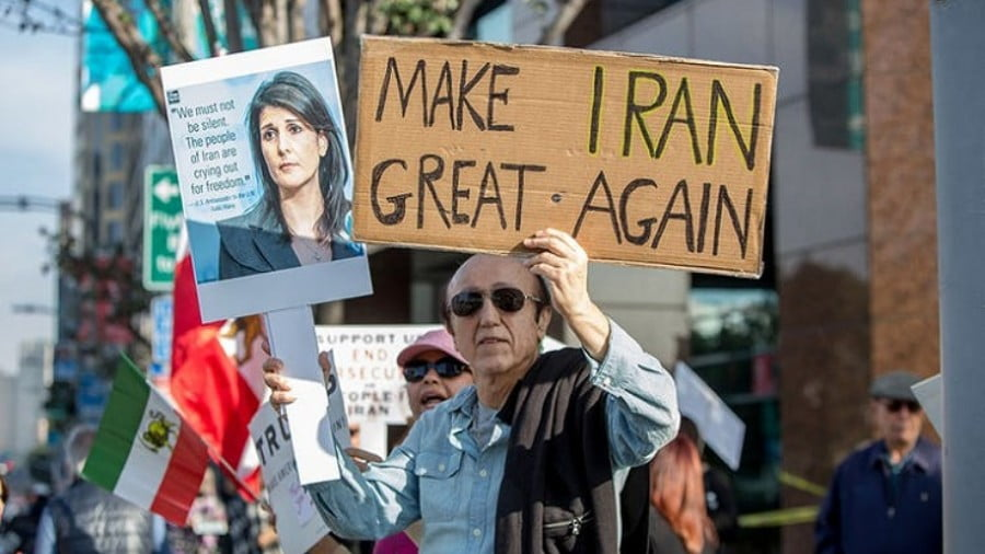 Why U.S. Subversion Flopped in Iran