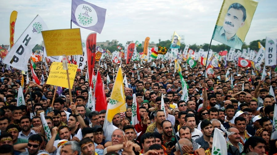 """Is It Even Possible to """"Betray"""" the Kurds?"""
