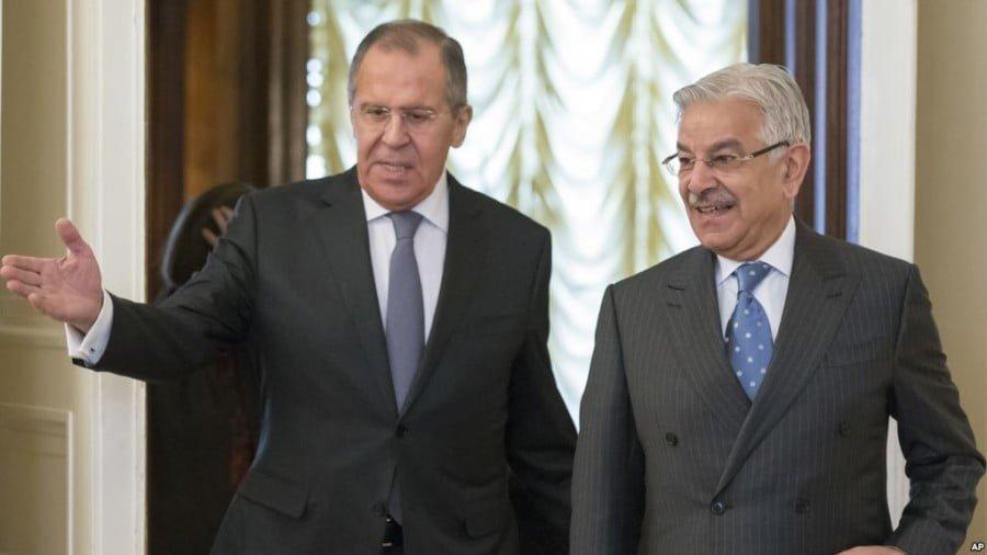 Russia, Pakistan Edge Closer in New Cold War Conditions