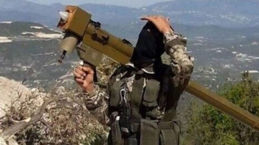 Terrorists In Syria Have MANPADs But Who Did They Get Them From?