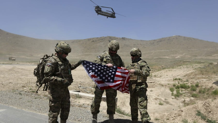 Time to Admit the Afghan War is 'Nonsense'
