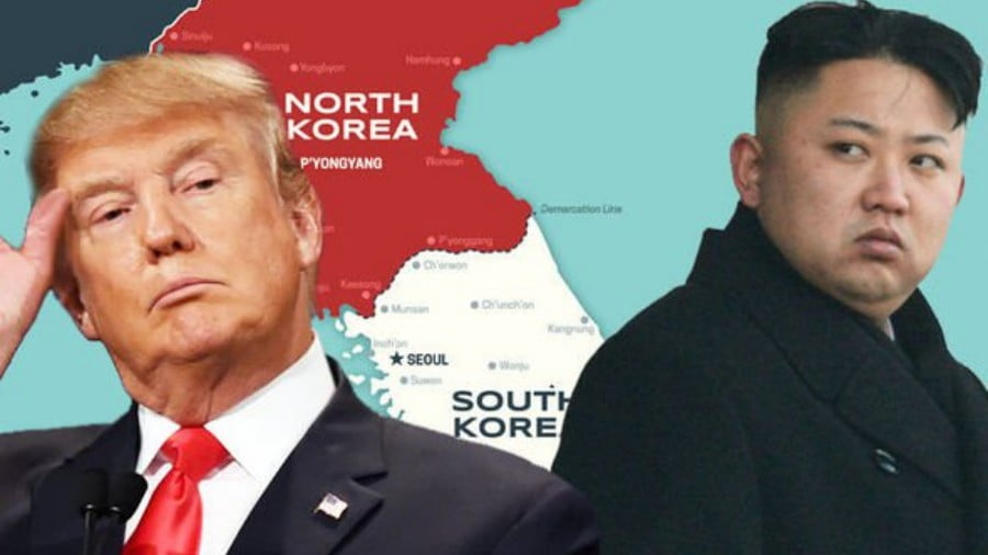 "Trump Considers ""Bloody Nose"" Strike on North Korea"