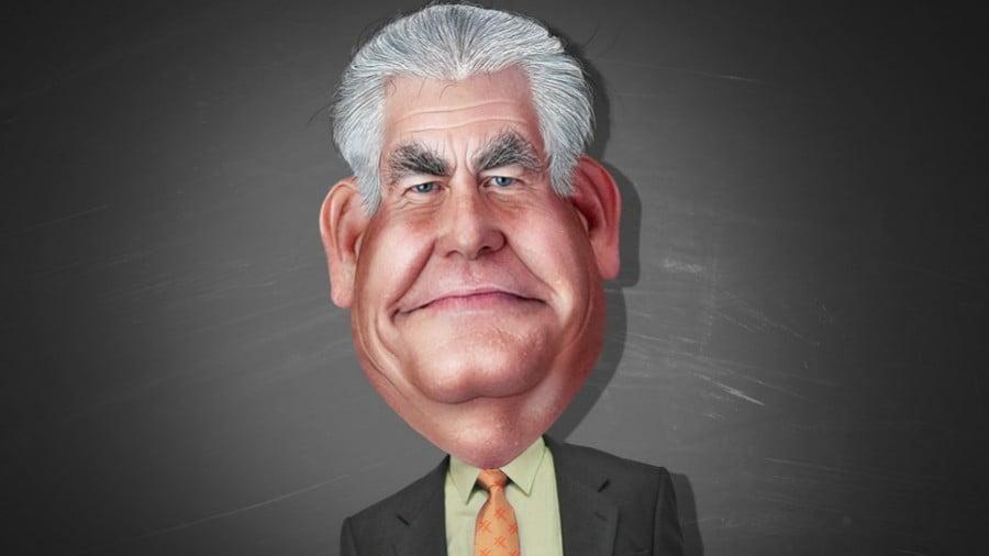 Rex Tillerson: Neocon