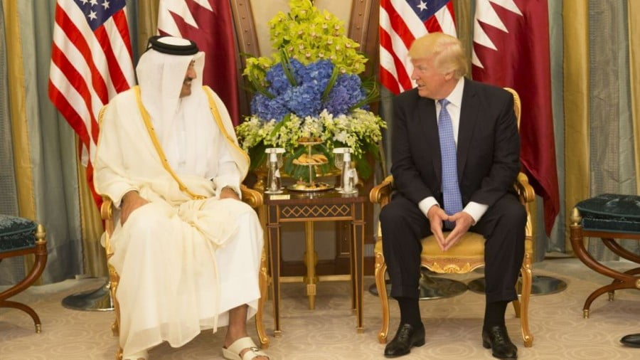 Trump Leans Toward Qatar in the Saudi Spat