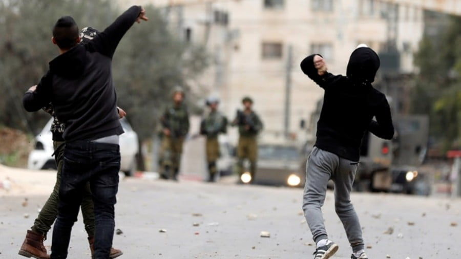 From Father to Son: How the Palestinian Struggle is Passed From One Generation to the Next
